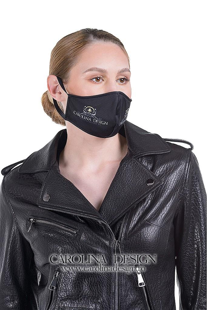 Masca textila reutilizabila Carolina Design